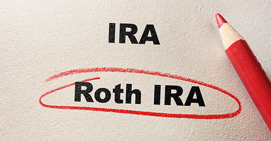 Certified Public Accountant Roth IRA Expert